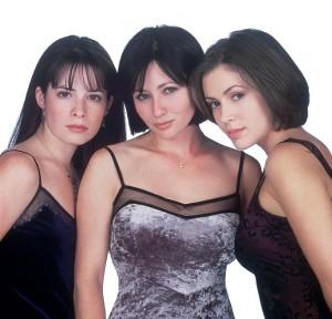 Piper, Prue, Phoebe (pierwsza obsada)