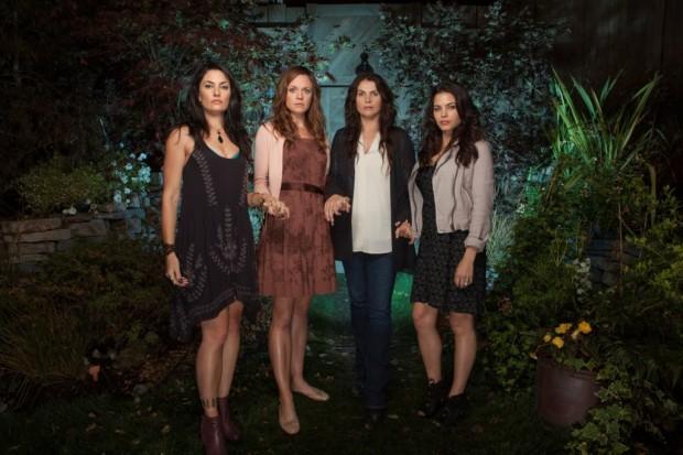 Wendy, Ingrid, Joanna, Freya
