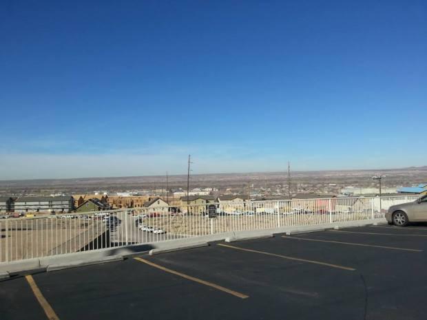 Dzisiejszy wpis sponsorują zdjęcia z Albuquerque - stolicy Nowego Meksyku.