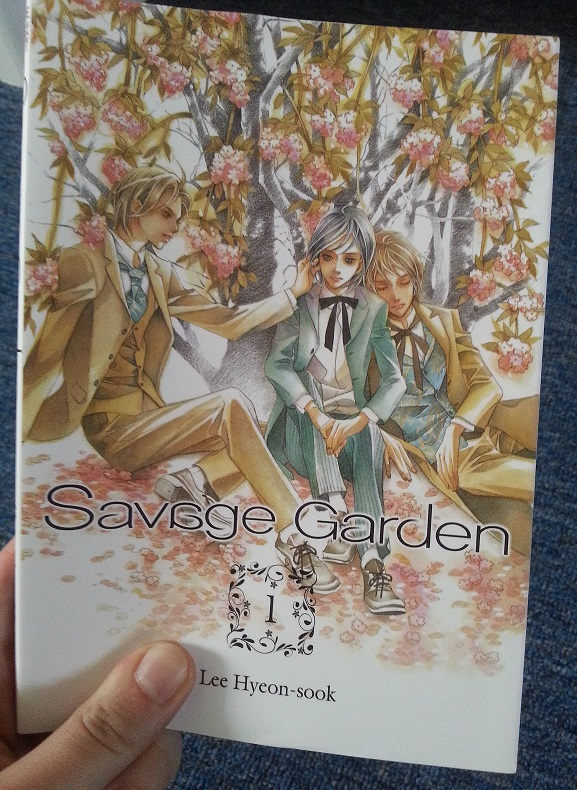 "Polskie wydanie ""Savage Garden"" od Yumegari"