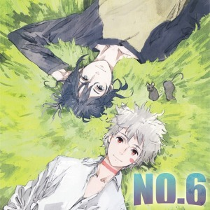 "Nowa manga od Studia JG - ""No. 6""."