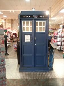 Przypadkowy TARDIS