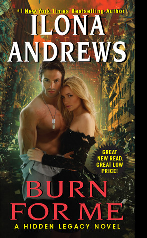 Burn For Me Ilony Andrews