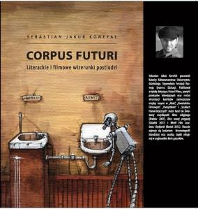 Okładka Corpus futuri. Wydawnictwo Uniwersytetu Gdańskiego.
