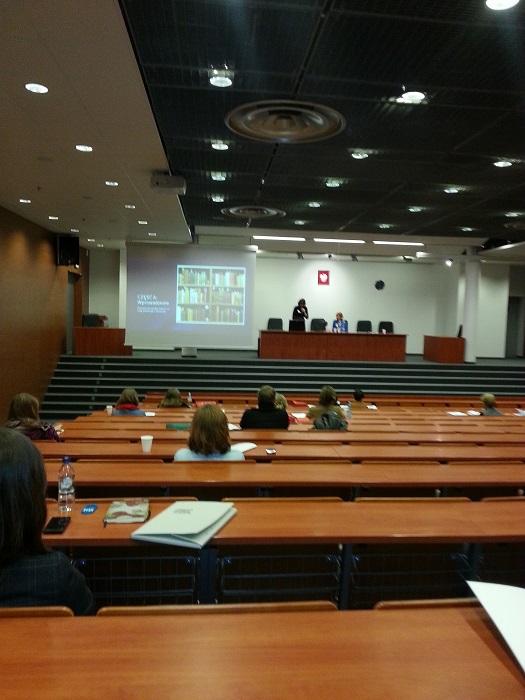 """2014.12.13 - konferencja """"Dlaczego nie ma tu wielkich pisarek i inne pytania o KANON"""""""