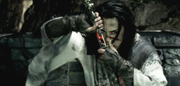 Sakaguchi Tak w Death trance chce zostać najlepszym wojownikiem na świecie.