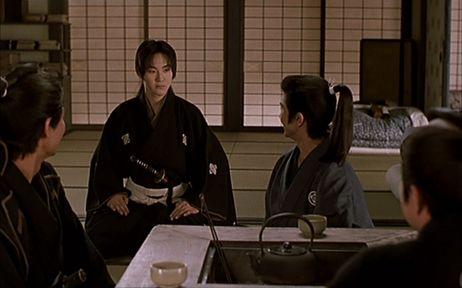 Kano Sozaburo, przyczyna wielkich namiętności wśród shinsengumi.