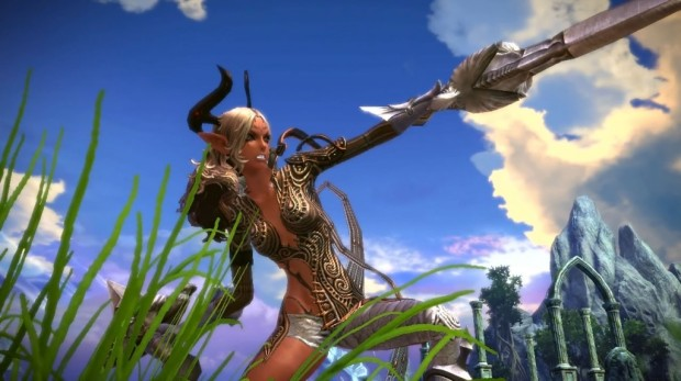 Warrior_Castanics_1 TERA