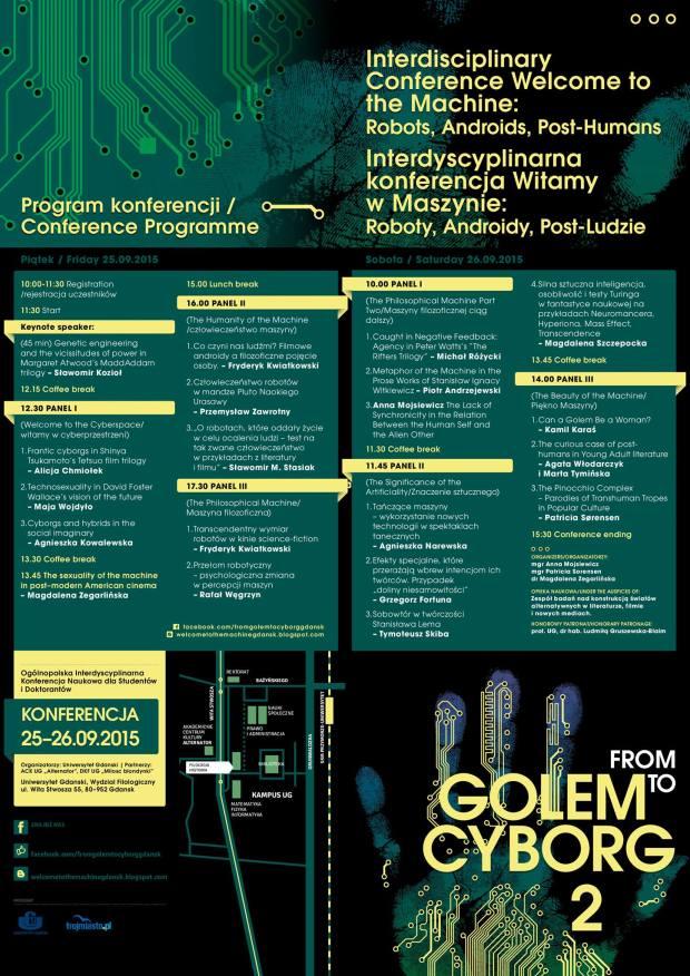 from golem to cyborg 2 program