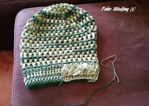 zielony czapek 2