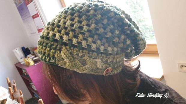 zielony czapek 3